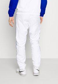 Lacoste Sport - TRACKSUIT - Trainingspak - lazuli/white/ruby - 4