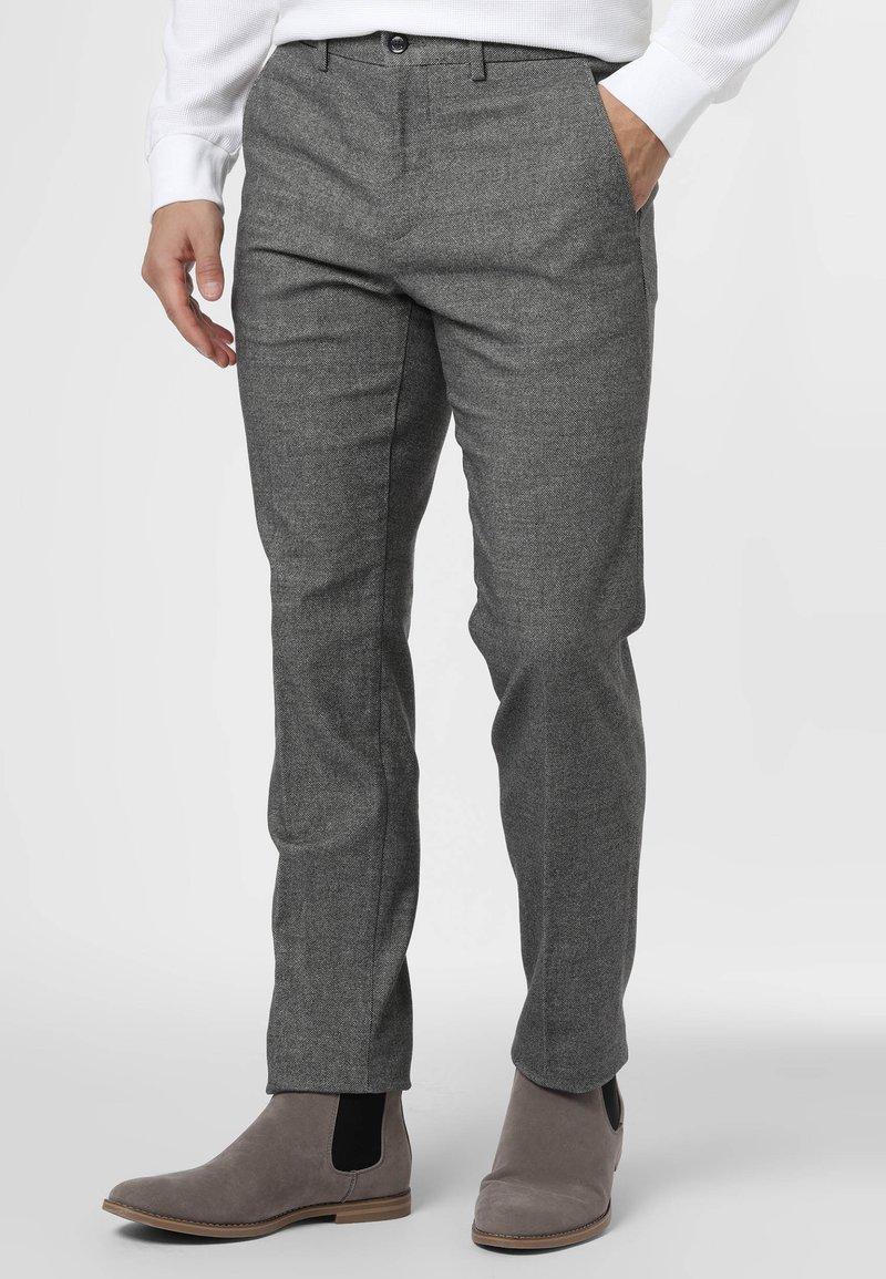 Tommy Hilfiger - Trousers - grau