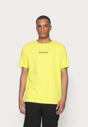 LARMAR TEE - T-shirt print - green