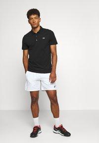 Lacoste Sport - CLASSIC KURZARM - Poloshirt - black - 1