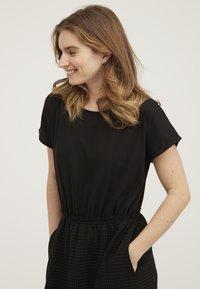 Oliver Bonas - Day dress - black - 2
