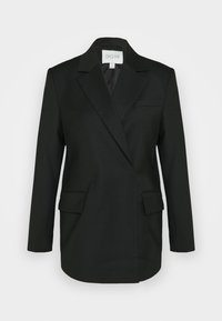 House of Dagmar - CHARLOTTE  - Short coat - black - 4