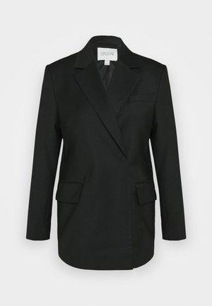 CHARLOTTE  - Short coat - black