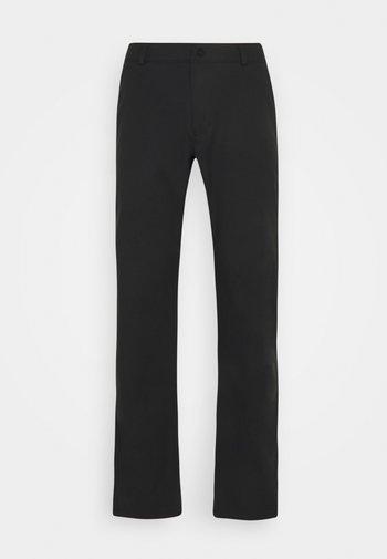 CITY STANDARD MODERN FIT PANT - Trousers - black