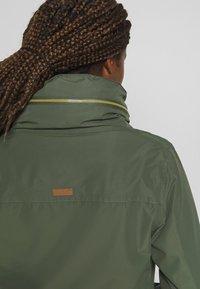 Regatta - NARELLE - Waterproof jacket - thyme leaf - 4