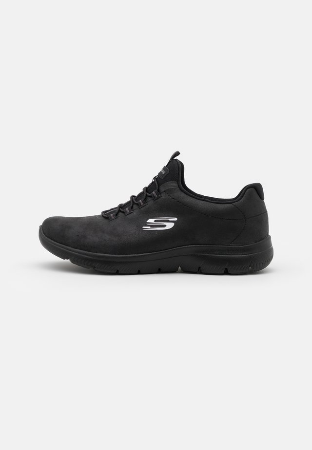 SUMMITS - Sneakers laag - black