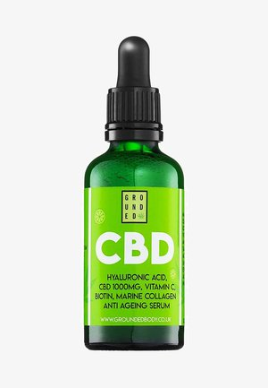 CBD AND HYALURONIC ACID SERUM - Sérum - -