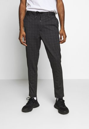 ROCK - Trousers - dark grey
