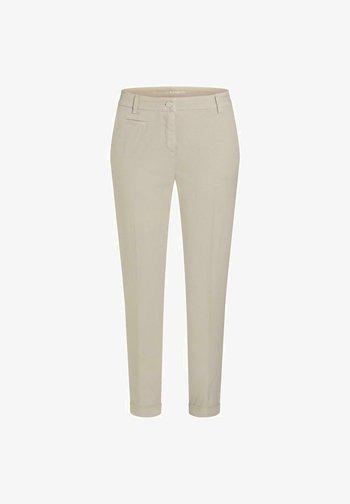 STELLA - Trousers - sandy greige