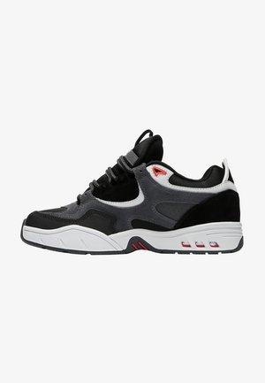KALIS - Skate shoes - black/grey