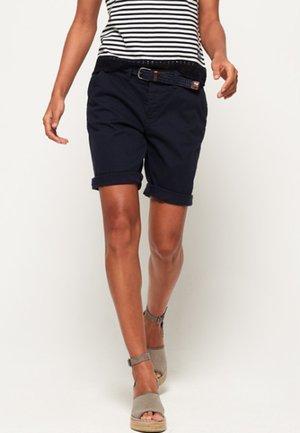 INTERNATIONAL CITY - Shorts - dark blue