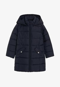 Mango - ALILONG - Winter coat - dunkles marineblau - 0