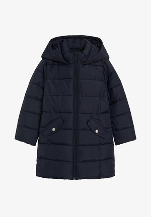 ALILONG - Winter coat - dunkles marineblau