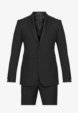 ABITO UOMO - Suit - nero
