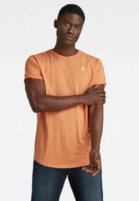 G-Star - LASH - Basic T-shirt - light paste htr - 0