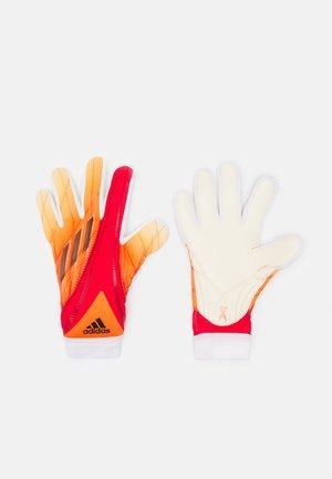 UNISEX - Keepershandschoenen  - red/solar red/white/black