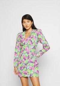 Cras - Sukienka letnia - multi-coloured - 4