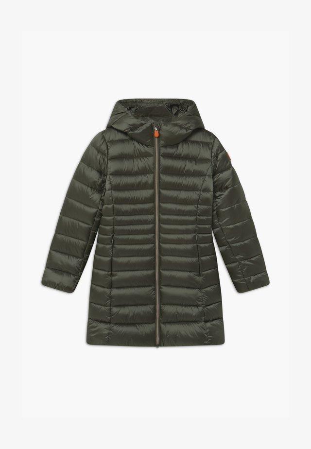 IRISY - Winter coat - thyme green