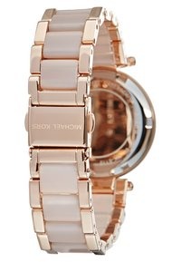 Michael Kors - MINI PARKER - Watch - roségold/puder - 2