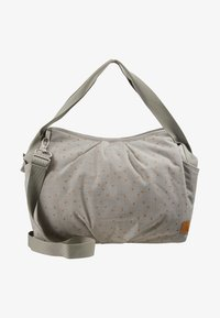 Lässig - TWIN BAG TRIANGLE SET - Sac à langer - light grey - 1