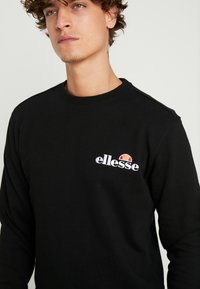 Ellesse - FIERRO - Sweatshirts - black - 5