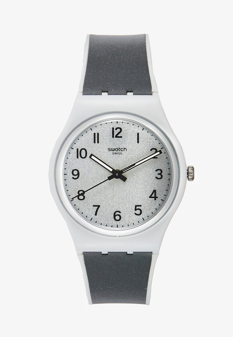 Swatch - ICY GUM - Zegarek - grey