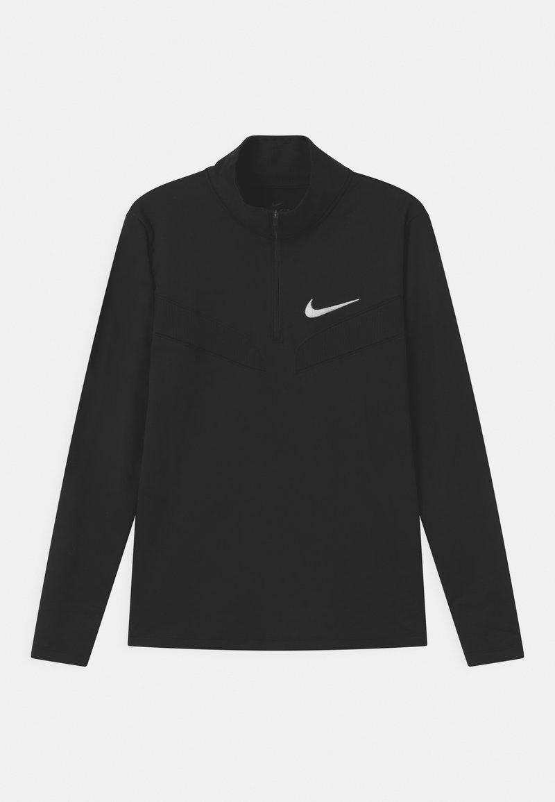 Nike Performance - POLY - Top sdlouhým rukávem - black