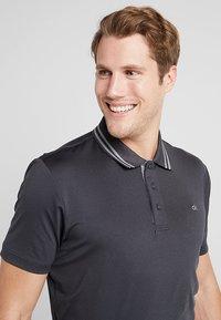 Calvin Klein Golf - HARLEM TECH  - Sports shirt - charcoal marl - 3