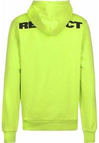 Chi Modu - SNCL 2 - Hoodie - neon green/print black - 1