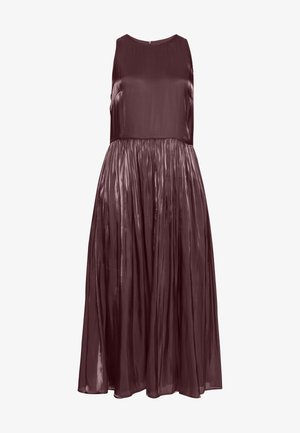 PARGOLO - Koktejlové šaty/ šaty na párty - brown