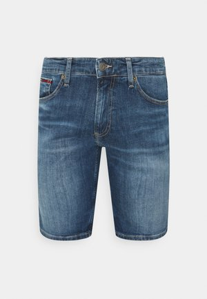 SCANTON SLIM DENIM  - Denim shorts - hampton