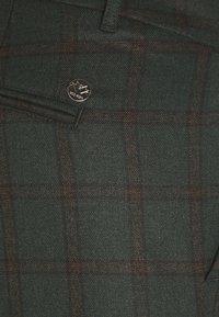 Mos Mosh - BLAKE COHAN PANT - Trousers - khaki - 3