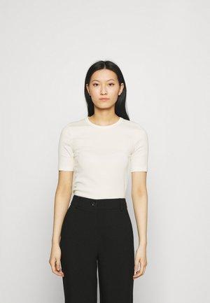 T-shirt - T-shirt med print - offwhite