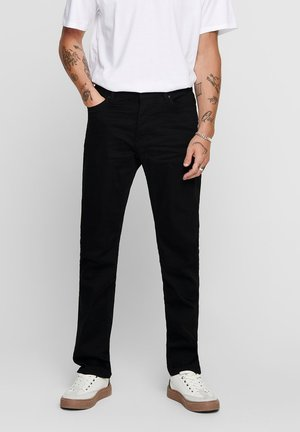 ONSWEFT  - Jeans Skinny Fit - black denim