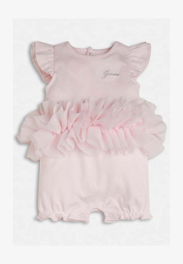 Jumpsuit - roze