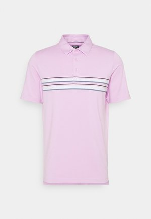 JASPE CHEST - Polo shirt - party pink