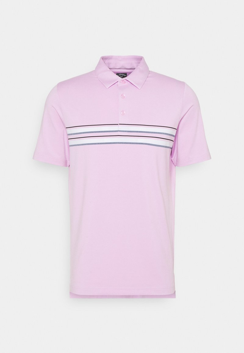 Callaway - JASPE CHEST - Polo shirt - party pink