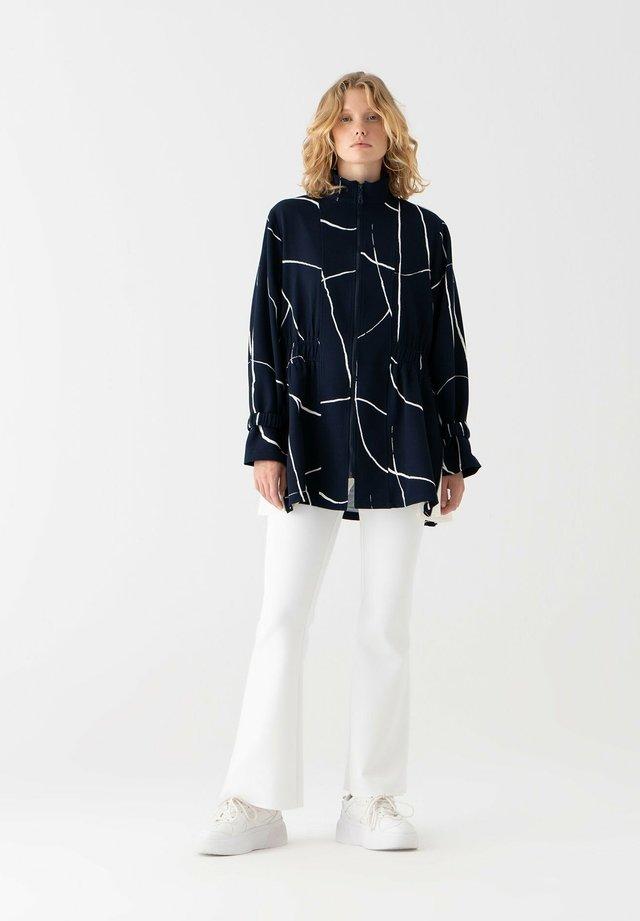 Manteau court - navy blue