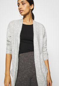 ONLY - ONLCORINNE  - Cardigan - light grey melange - 3