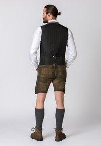 Stockerpoint - JORDAN - Waistcoat - grey - 2