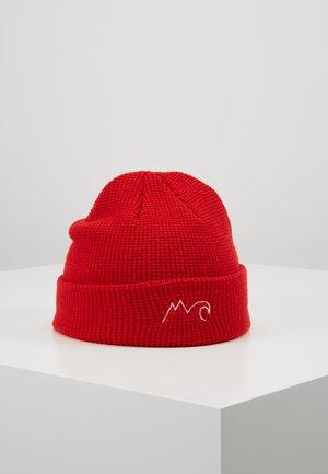 OCEAN - Czapka - true red