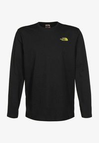 The North Face - EASY - Long sleeved top - aviator navy citronelle green - 0
