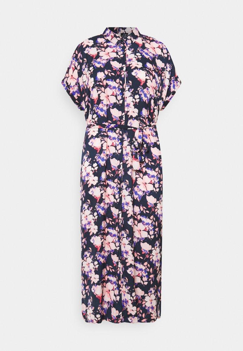 Vero Moda Curve - VMINES - Shirt dress - navy blazer/ines