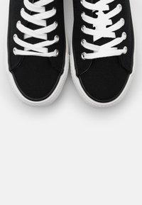 NAE Vegan Shoes - RECLAIM VEGAN - Sneakers laag - black - 5