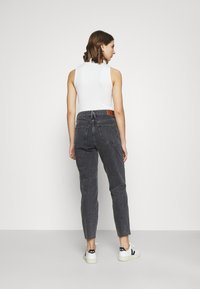 River Island - Straight leg jeans - washed black - 2