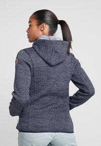 Icepeak - ARLEY - Fleece jacket - dark blue - 2