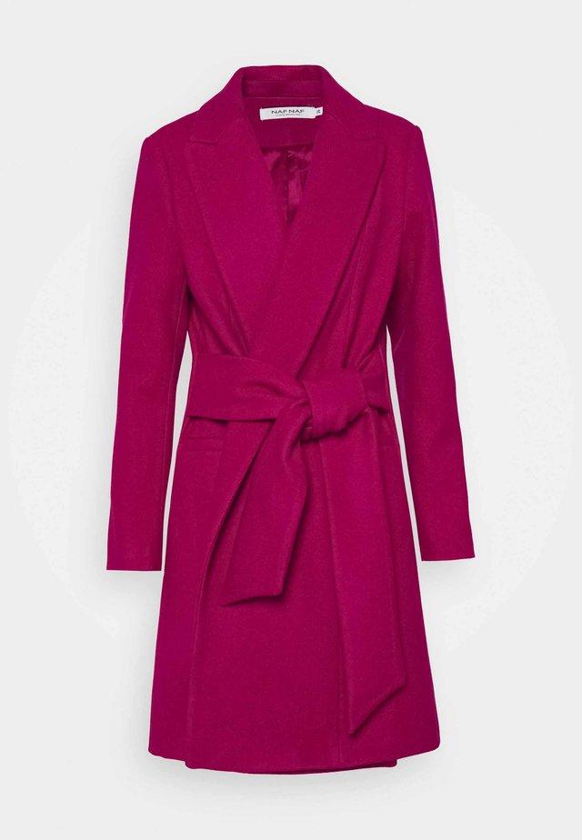 ACHAMELLE - Klassisk frakke - rose