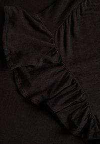Vero Moda - VMDONNA - Maxi šaty - black - 2