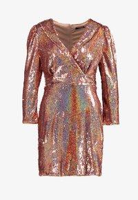 TFNC - LEANIRA DRESS - Robe de soirée - rose gold - 4