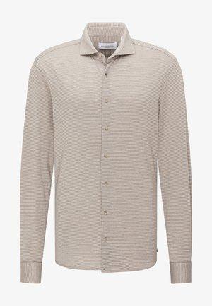 Formal shirt - pine bark